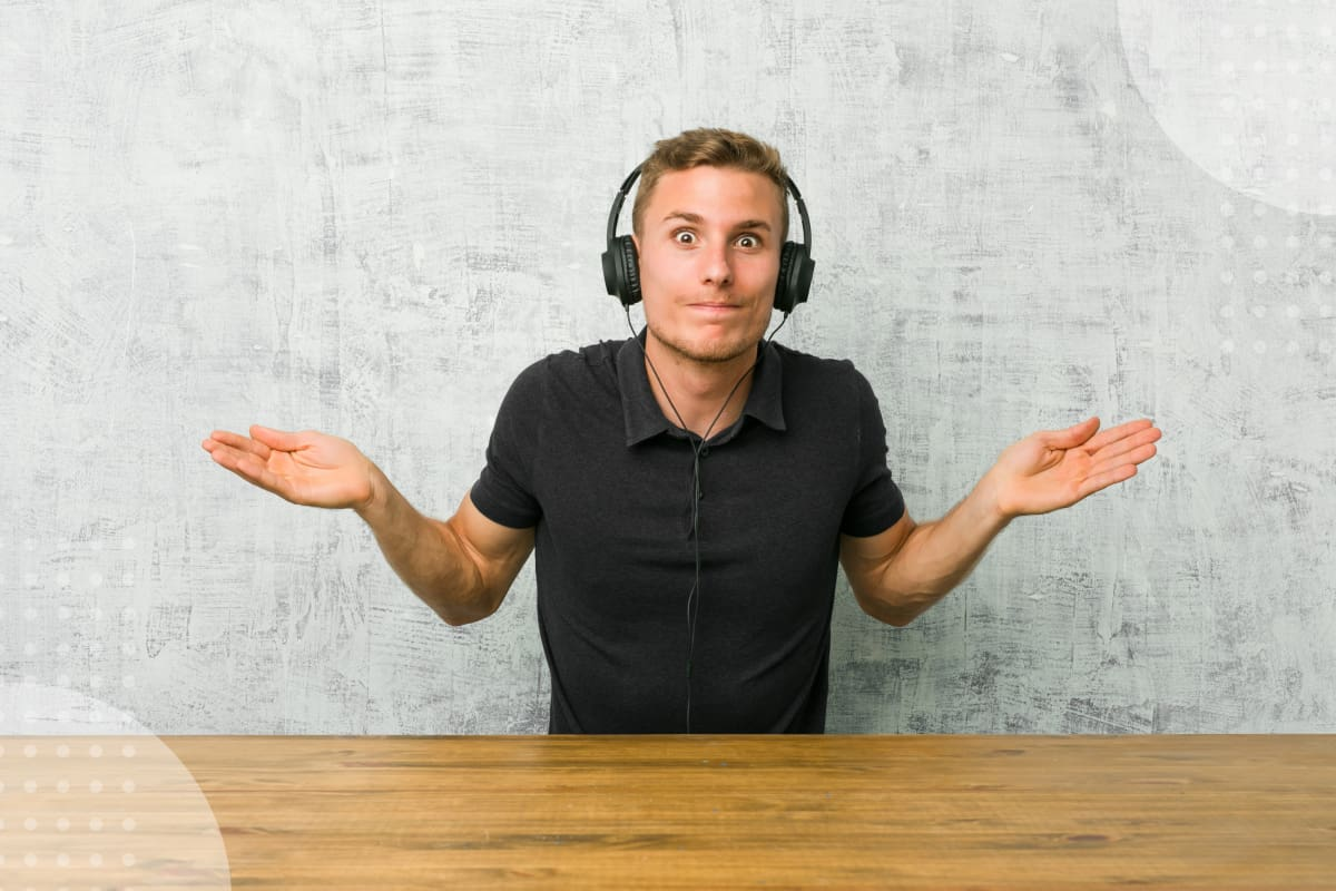 lost headphones